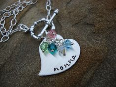 Hey, I found this really awesome Etsy listing at https://www.etsy.com/listing/87855504/nonna-hug-sterling-silver-hand-stamped