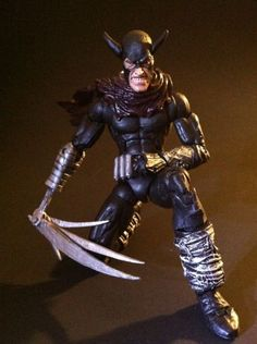 Grim Reaper (Marvel Legends) Custom Action Figure