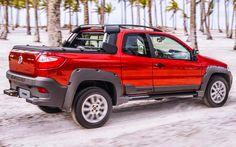 Fiat Strada Adventure Pick-Up Truck.