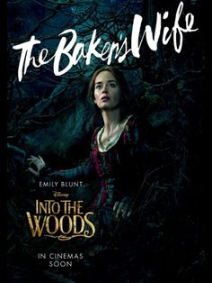 Into the Woods: Emily Blunt as The Baker's Wife