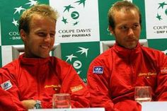 Christophe and Olivier Rochus