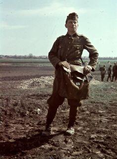 Magyar katona.
