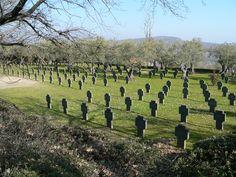 Cementerio alemán, Cuacos de Yuste, Cáceres
