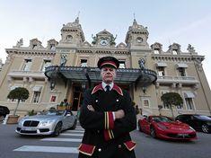 The Casino de Monte Carlo, Monaco