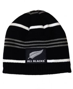 678d039e8b0 New Zealand All Blacks Rugby Kids Classic Beanie New Zealand Rugby