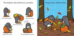 #DrawingDiversity: 'Penguin and Pinecone' by Salina Yoon (Bloomsbury/Walker Children's, July 2014). All rights reserved.