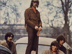 AwolGina, Pink Floyd, 1967.