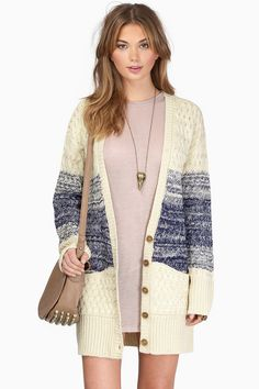 Somewhere With You Cardigan