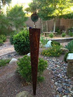Incroyable B U0026 L Backyard Metal Art
