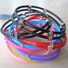 Bespoke bracelets by GISELLE TRUJILLO @GiselleTruMAG