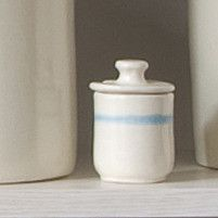 heartbreaking lil condiment jars from a new fave, Canvas