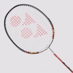 Yonex Muscle Power 3 Badminton Racquet Frame: Aluminum MUSCLE POWER FRAME with carbon shaft gives high levels of repulsion Shaft: Carbon Graphite Yonex Badminton Racket, Tennis Racket, How To Play Tennis, Muscle Power, Fit Team, Tennis Elbow, Sports Uniforms, Racquet Sports, Rackets