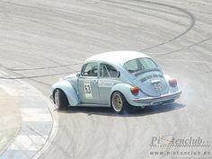 VW Beetle Drift