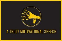 Motivational Speech Tips> The purpose of a motivational speech is to encourage personal or professional growth in the audience. A motivational speech has the intention of motivating an audience to take a specific type of action. #PAPriveUK