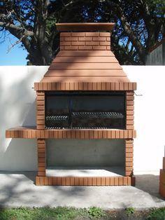 Pergola Builders Near Me Outdoor Bbq Kitchen, Diy Outdoor Table, Outdoor Living, Barbecue Design, Grill Design, Backyard Pavilion, Backyard Bbq, Parrilla Exterior, Brick Grill