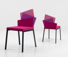 Compar Modern Karina Dining Chair in 5 Vibrant and Natural Fabric Colour Choices