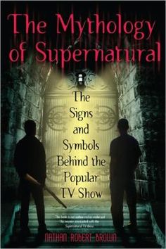 Supernatural+TV+Show+Merchandise | ... of Supernatural: The Signs and Symbols Behind the Popular TV Show