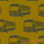 Etsuko Furuya Echino Ni-Co 2014 Bus Mustard [IMPORT-JG99800-802-B33] - $19.95 : Pink Chalk Fabrics is your online source for modern quilting cottons and sewing patterns., Cloth, Pattern + Tool for Modern Sewists