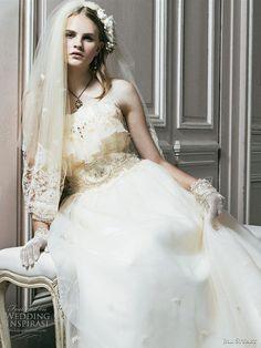 Jill Stuart Bridal 2011 Wedding Dress Collection   Wedding Inspirasi