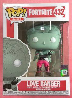 FORTNITE Love Ranger #432 IN STOCK NEW Funko POP GAMES