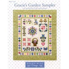 Brandywine Designs - Gracie's Garden Sampler