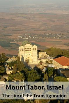 """The Franciscan Church of the Transfiguration is one of Israel's most beautiful churches. 