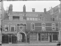 Dam, Amsterdam 1890. Foto: Jacob Olie