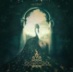 Alcest - Les Voyages de L'âme #cover #art #design #metal #music #record #sleeve