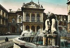 Catania, Sicily, Mansions, Photo And Video, House Styles, Manor Houses, Villas, Mansion, Palaces