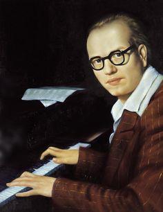 Olivier Messiaen - pianist / composer