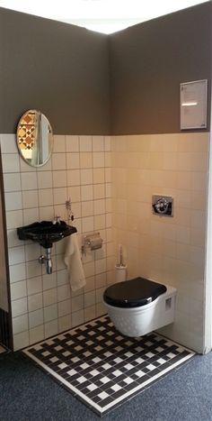 Inspiratie voor een landelijke toilet