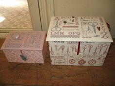 cartonnage - Boite à savons - Carnet - Nadine cartonne - Sal aux ...