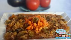 Yeşil Domates Yemeği