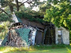 3.  This Abandoned Barn