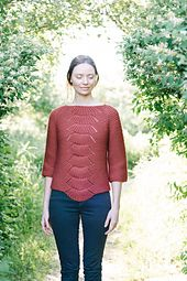 Ravelry: Camilla Pullover pattern by Carrie Bostick Hoge