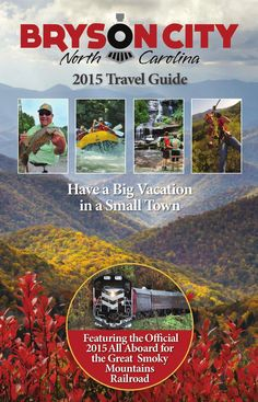 ISSUU - Bryson City Travel Guide by Community Newspapers