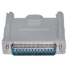 FEMALE PASS THROUGH PASSIVE SCSI 1 SCSI TERMINATOR 50 PIN CENTRONICS MALE