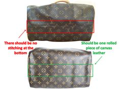 How to spot a fake Louis Vuitton Bag  See it in pictures here! – 94f3b577787e4