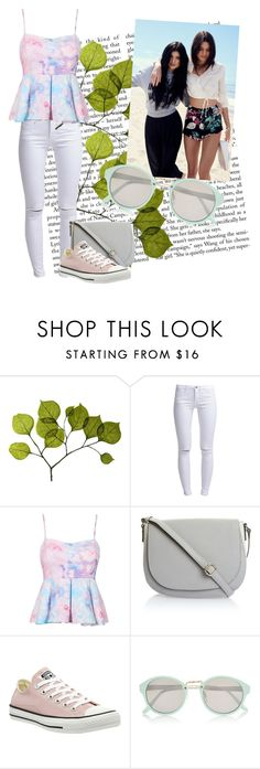 """""""Kendall+Kylie♡"""" by tijana-belca ❤ liked on Polyvore featuring Dot & Bo, ONLY, Converse, Topshop and River Island"""