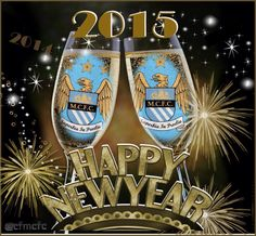 Happy 2015 Blues! #mcfc #manchester