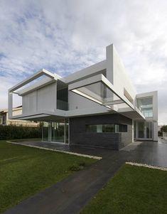 VILLA PM, Ragusa, 2010 - Architrend