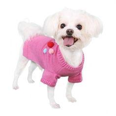 Dana #dogSweater @poshpuppy