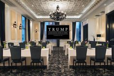 Staying true to Trump's unmatched reputation for excellence, every aspect of the new 65-story Trump International Hotel & Tower Toronto has been designed to welcome guests in a superior but warm and friendly atmosphere.Truly feel like a VIP when you book with Travel with Terra and get these Exclusive Terra Perks **A la Carte Breakfast for two daily in America Restaurant (Value of CAD 30 per person, per day), CAD 100 Hotel credit, once during stay, Welcome Amenity & Complimentary Internet…