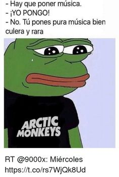 Alex Turner, Green Day, Arctic Monkeys Quotes, Funny Cartoons, Funny Memes, Reaction Pictures, Funny Pictures, Monkey Memes, Weekend Film