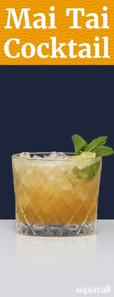INGREDIENTS: 1	OZ	JAMAICAN RUM  1	OZ	RHUM AGRICOLE  .75	OZ	LIME JUICE  .5	OZ	ORANGE CURAÇAO (COMBIER, PREFERABLY)  .5	OZ	ORGEAT  CRUSHED ICE  FRESH MINT (FOR GARNISH)