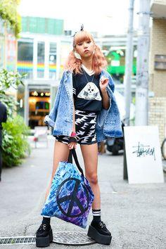 ストリートスナップ [SELEN] | 原宿 | Fashionsnap.com
