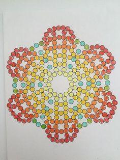 Flor De Peyote Huichol (Spanish) - My Recommendations Beaded Flowers Patterns, Bead Crochet Patterns, Bead Embroidery Patterns, Beaded Jewelry Patterns, Peyote Patterns, Beaded Embroidery, Beading Patterns, Mosaic Patterns, Color Patterns