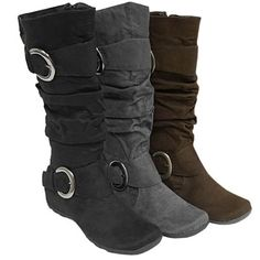 target slouch boots
