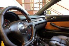 PreCut Window Film for Audi A6 4DR SEDAN 1998-2004 Any Tint Shade VLT