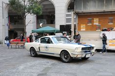 Ford Shelby GT 350 1966 in Tokyo